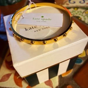 NWT 🆕 Kate Spade  ♠️ Gladiator Bangle